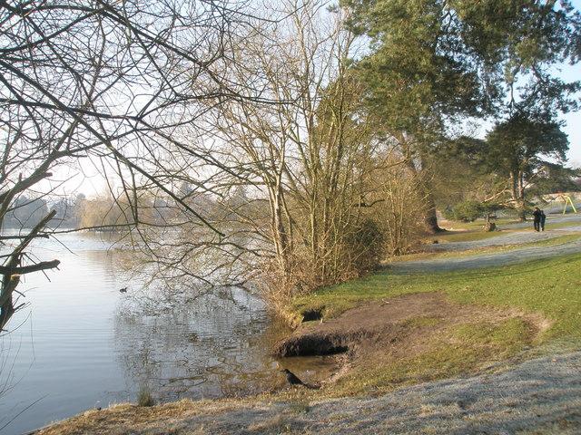 Lakeside in Petersfield