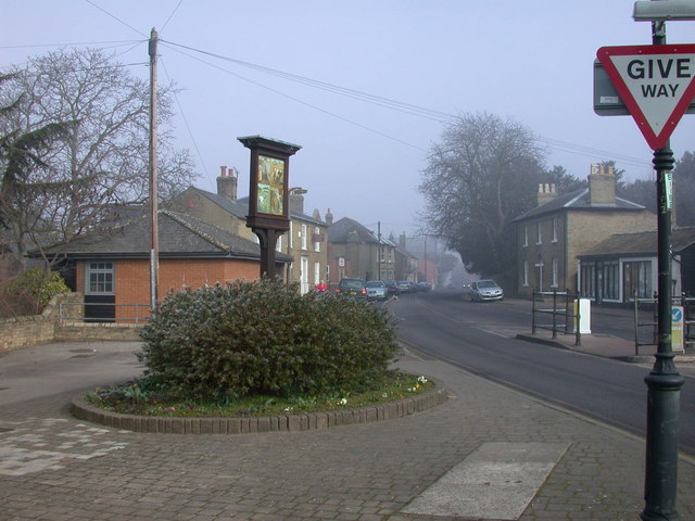 Cottenham Village Sign
