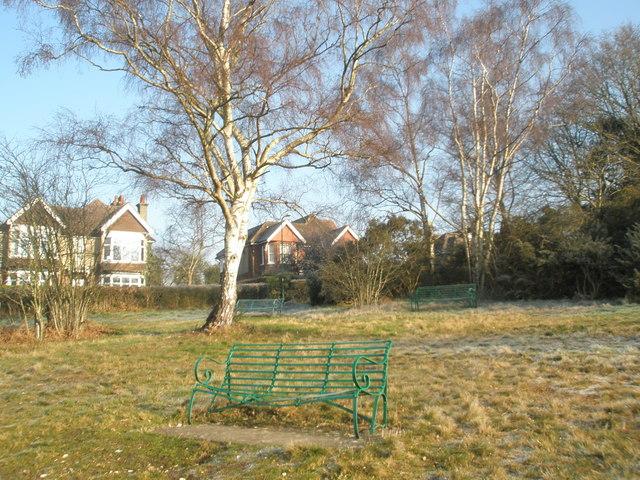 Three seats at  The Heath