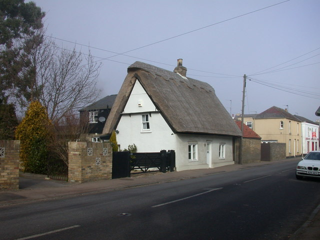 White Cottage, High Street, Cottenham