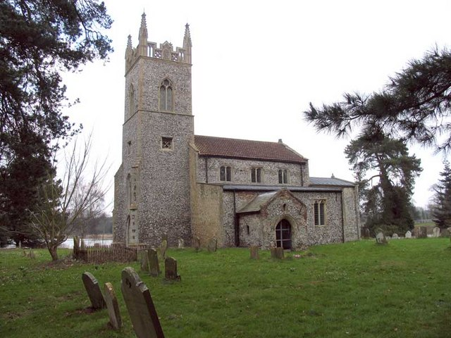 St Mary the Virgin, Narford, Norfolk