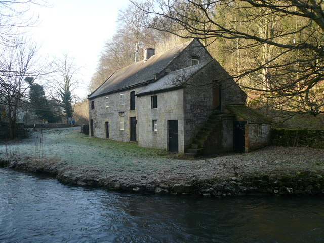 River Dove near Milldale