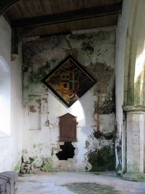 St Mary the Virgin, Narford, Norfolk - North aisle
