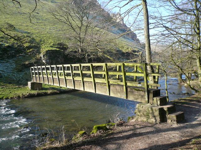River Dove and Coldeaton Bridge