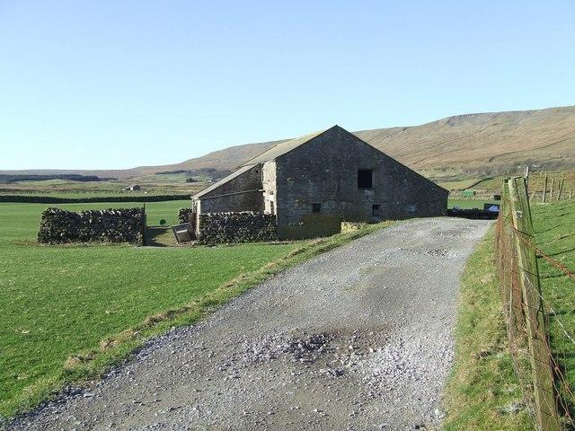 Stone Barn near Gunnerfleet Farm