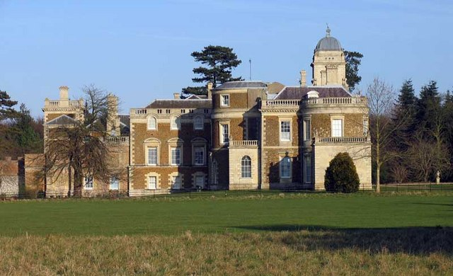 Narford Hall, Norfolk