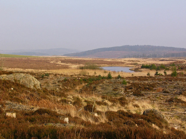 Glenwhan Lochs