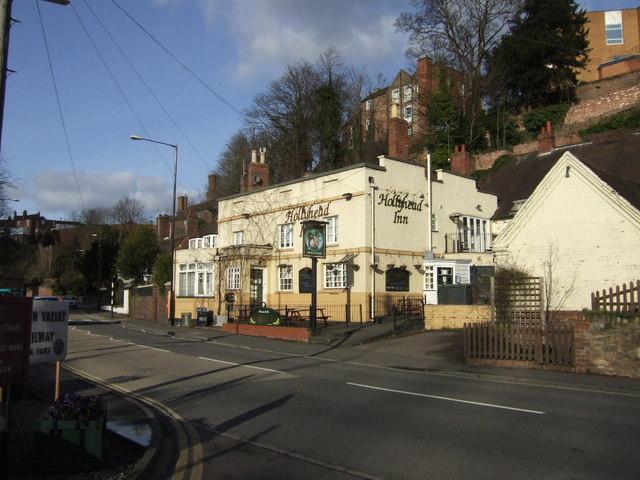 The Hollyhead Inn, Bridgnorth
