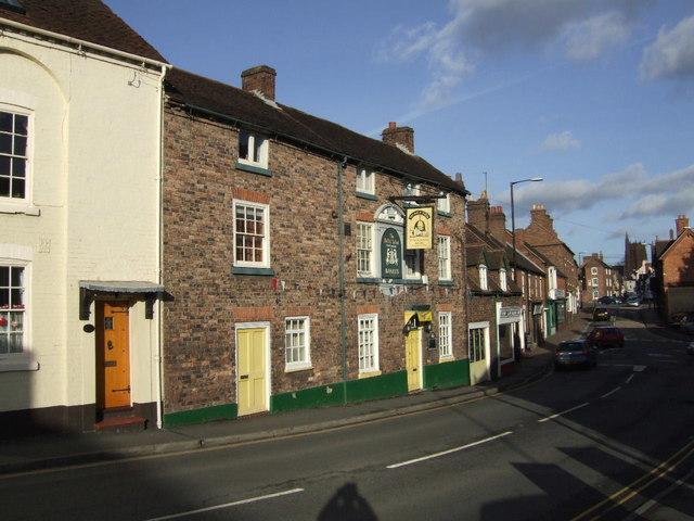 Bell And Talbot, Bridgnorth