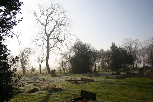 St.Leonard's churchyard