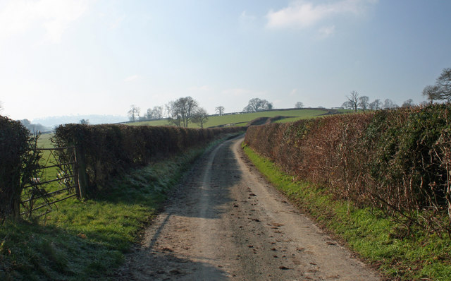 Road To Llanfair
