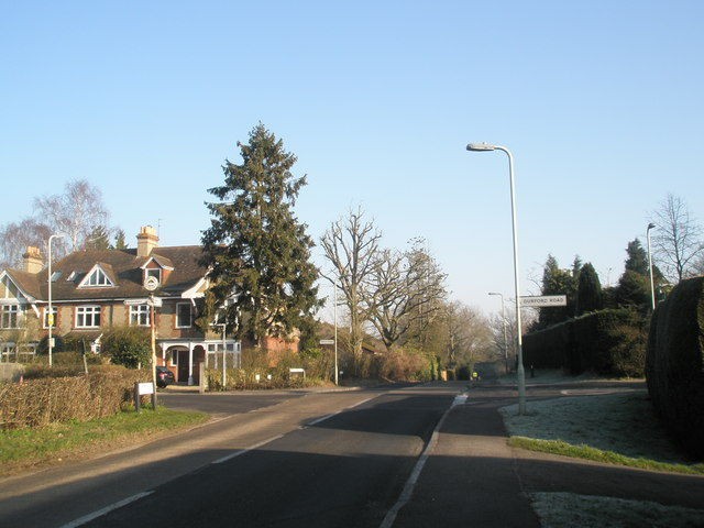 Crossroads at The Heath