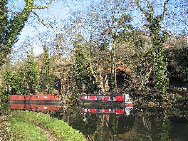 Grand Union Canal, Barrow-upon-Soar