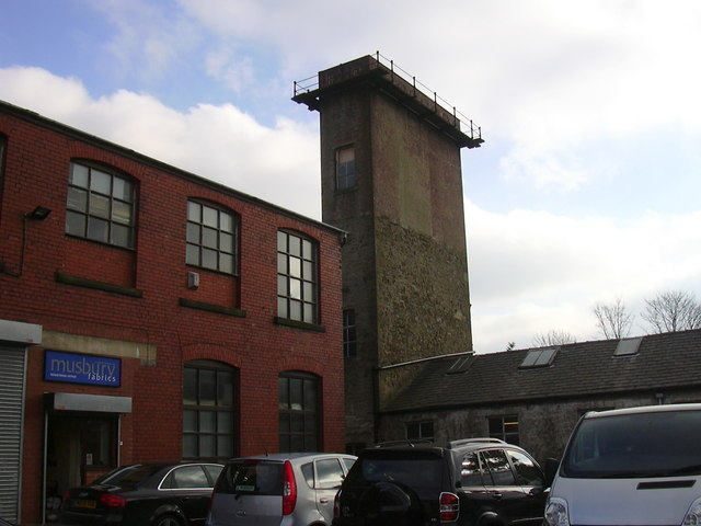 Park Mill Water Tower
