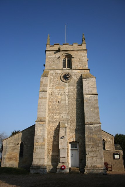 St.Andrew's church tower