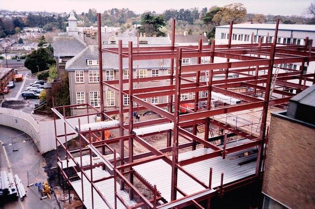 South Devon College, New building construction