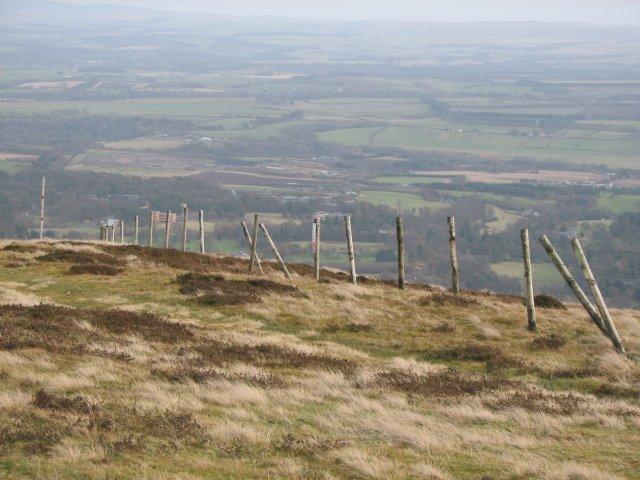 Fence, Castlelaw