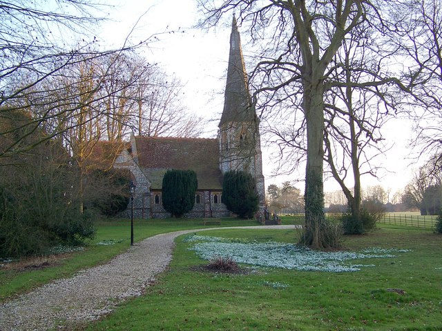 Church of St Mary the Virgin, Preston Candover