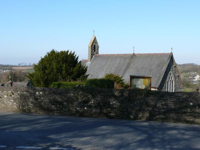 Eglwys Cilcennin / Cilcennin Church