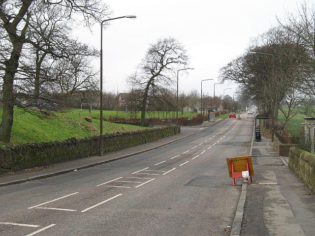 Main Street, Winchburgh