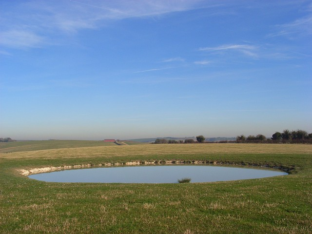Pond on Ewe Hill