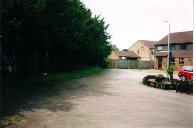 Site of Highfield County Primary School, Dunstable