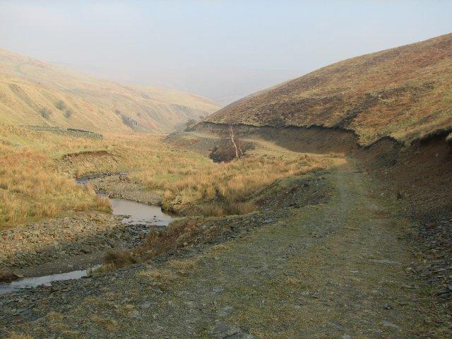Valley of the Braidley Burn