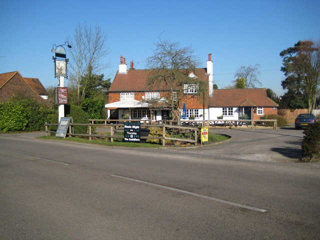 Send Marsh: The Saddlers Arms public house