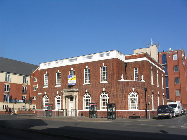 Old post office, Loughborough