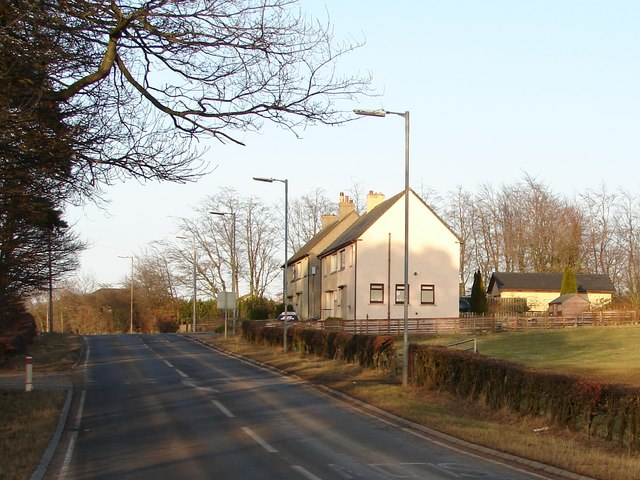 Houses Near Newtonhead, Rigside