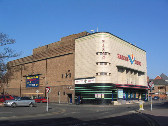 Former Odeon cinema, Loughborough