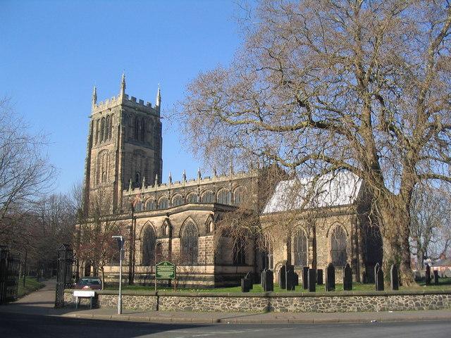 Loughborough Parish Church