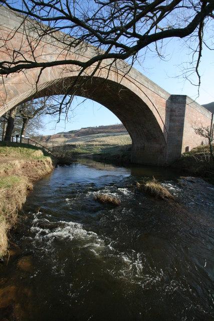 Weetwood Bridge