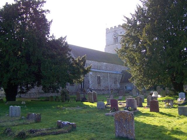 Church of St Mary and St Bartholomew, Cranborne
