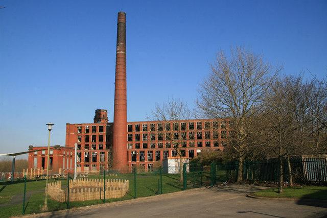 Hartford Mill, Oldham
