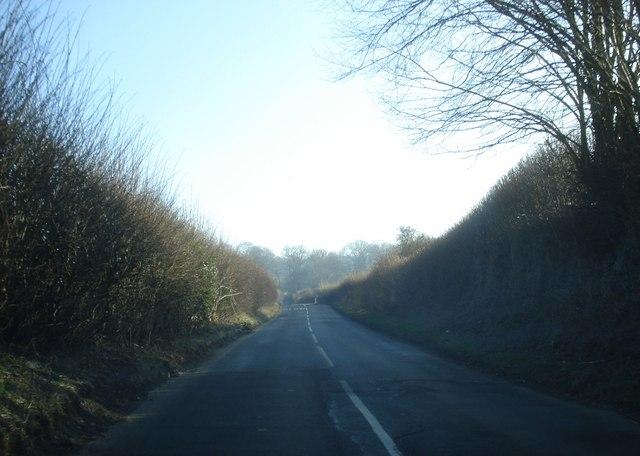 B4355 south of Rodd
