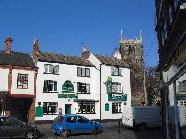 The Three Nuns, Churchgate, Loughborough