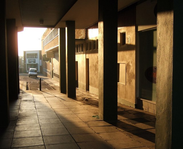 Milk Street, Exeter