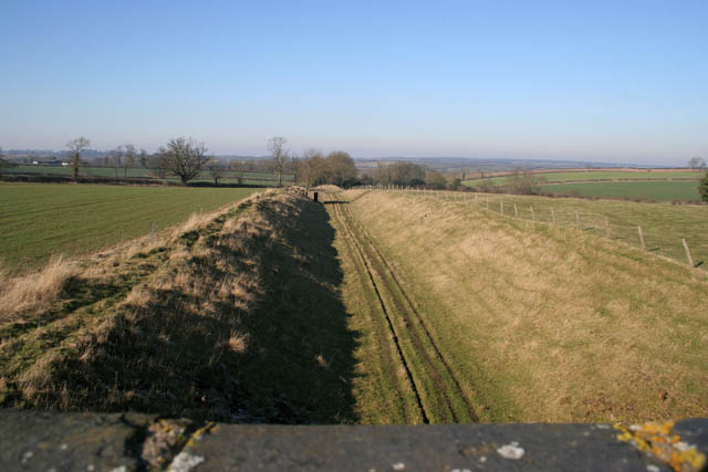 Looking towards Eaton