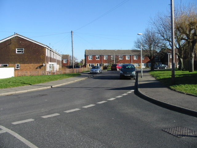 Dola Avenue from Foster Way