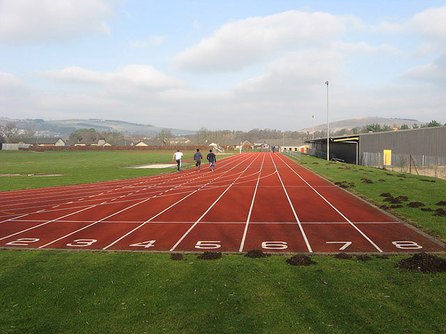 Tweedbank Sports Complex