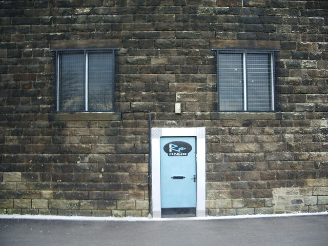 Lower Clough Mill, Doorway
