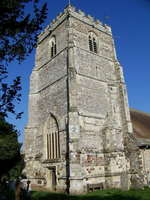Tower, St Mary and St Bartholomew, Cranborne
