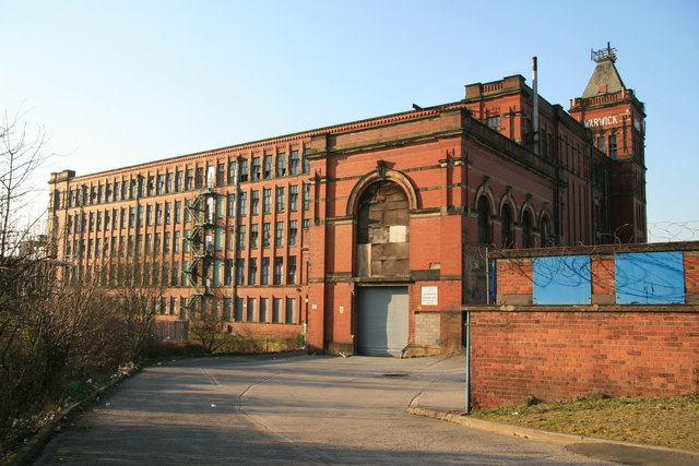 Warwick Mill, Middleton