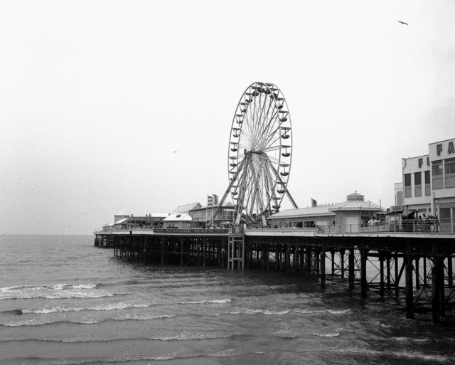 Central Pier, Blackpool