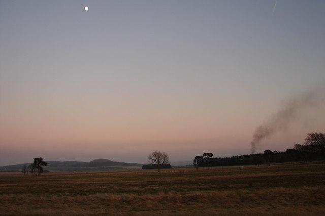 Moon and Smoke