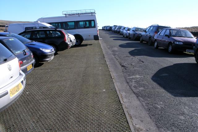 City centre car park?