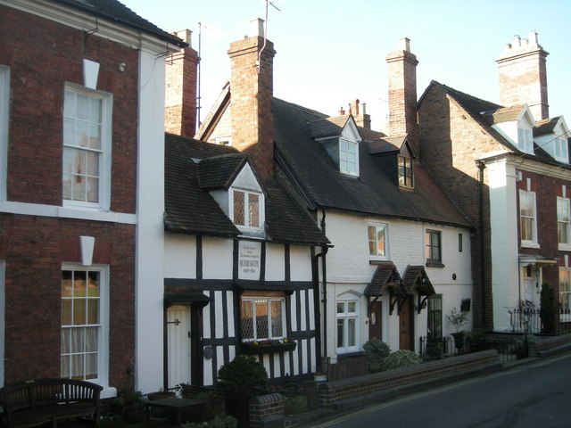 Richard Baxter's house