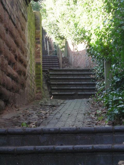 Granary Steps