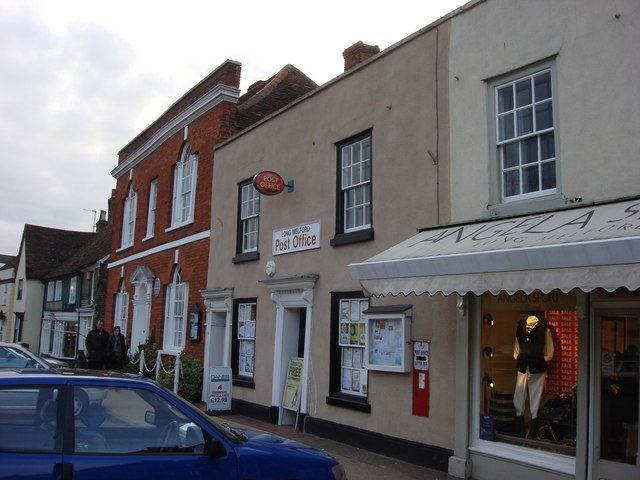 Long Melford Post Office